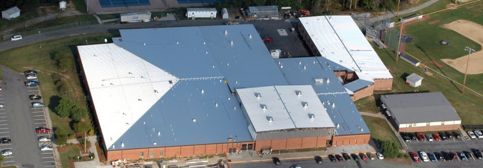 Retro-Fit Roof Solution 115,600sf